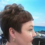 60-stiilis föönisoeng lühikesele juuksele