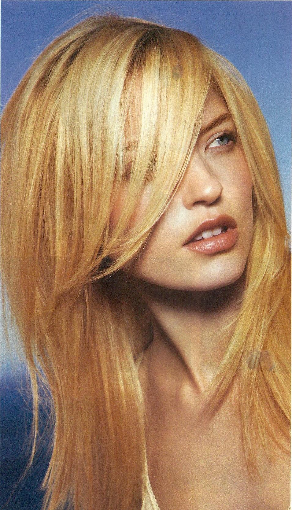 Окрашивание для придания объема волосам
