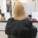 Enne teip juuksepikendusi