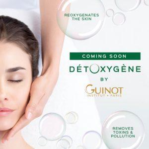 guinot detoxygene näohooldus